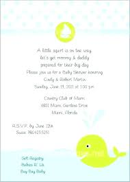 Miami Quotes Unique Baby Shower Invitation Quotes Funny Template Cafe48