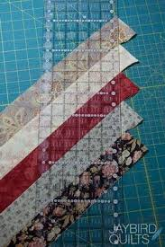 178 best Quilt Borders images on Pinterest | Free motion quilting ... & Scrappy Bias Binding how-to from Jaybird Quilts Adamdwight.com