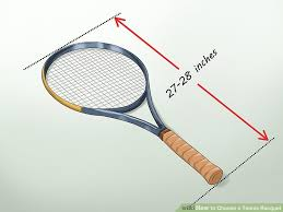 The Best Ways To Choose A Tennis Racquet Wikihow