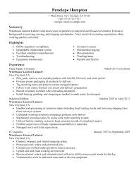 Resume Objectives For General Job Resume Examples Resume Objective