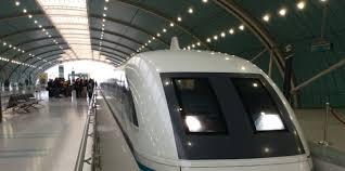 china rolls out 600 km/h high-speed maglev train | business