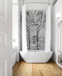 modern shower curtain for garden tub unique antique touches in a modern apartment than perfect shower