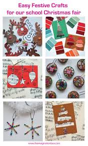 100 Easy Christmas Crafts For 2017  Ideas For DIY Christmas Christmas Fair Craft Ideas