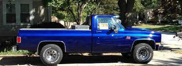 1985-gmc-sierra-classic-rust-free-with-a-1987-chevy-305-ho-mild ...
