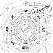 coloring info pages to guide you in harnessing the powers of the universe