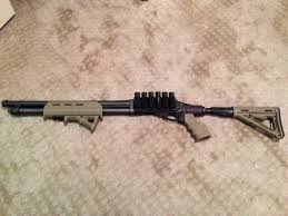 remington 870 furniture. remington 870 with magpul forend afg and stock furniture