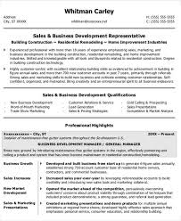 Gallery Of Resume For A Business Owner Samples Of Resumes Resume
