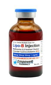 lipo b mic injection