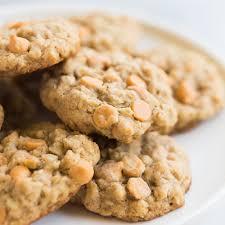 oatmeal erscotch cookies recipe