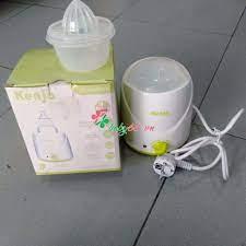 Máy hâm nóng và tiệt trùng bình sữa của nhật Kenjo KJ08