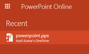 word powerpoint online powerpoint online viewer tools open powerpoint files online
