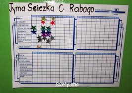 Ace Goal Chart Students Office Story Of A Woman