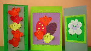 Kartki na Wielkanoc , Czas Dzieci