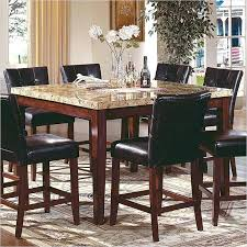 Granite Dining Room Table Dining Room Dazzling Contemporary Dinette Enchanting Granite Dining Room Tables And Chairs