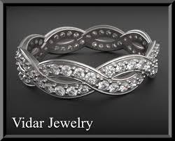 infinity diamond wedding band. infinity diamond wedding band \u2013 halo unique, pave ,weddings,luxury,brides,eternity. .