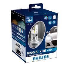 X-tremeUltinon LED Bóng đèn pha 12953BWX2