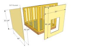 insulated dog house plans insulated dog house plans for large dogs free heated simple wooden imposing insulated dog house plans