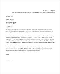 Marvellous How To Write A Cover Letter For Internship 53 For