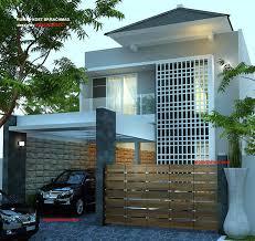 desain rumah kost 2 lantai minimalis 2 home modern design