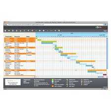 Project Management Timeline Gantt Chart Toms Planner Review Gantt Chart Software For Project Managers