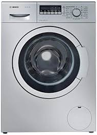 Washing Machine Comparison Chart Bosch 7 Kg Fully Automatic Front Loading Washing Machine Wak24268in Silver Grey Inbuilt Heater