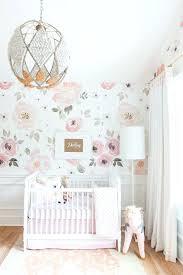 Wallpaper For Little Girl Bedroom Wallpaper The Project Nursery Shop 5 Baby  Girl Wallpaper For Baby