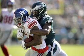 Vs Breakdown Has Come Jalen Mills How Far Cornerback Eagles Film The Shows Odell Beckham abebeeedecbcec|Why The Underdog Can Win