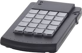 Expertkeys Ek-20 Programmable Usb Keyboard / Keypad - 20 ...