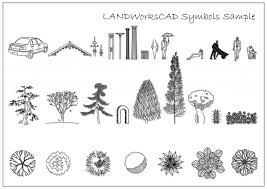 Small Picture Landscape Drawing Symbols Landscape Design Symbols Oh Design
