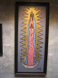 one subject degrazia revisited many times during his life was the virgin mary particularly our lady of guadalupe here are four examples of images of the