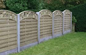 fence panels designs. Garden Fence Panels Jasmine Continental Pressure Treated . Designs