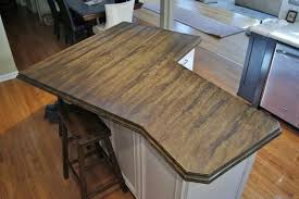 acid stained concrete countertops cost