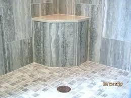 marble shower seat marble shower seat marble corner shower seat fancy lovely shower corner bench home