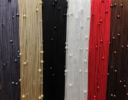 golden beaded string curtain fly screen door curtain 90cm x 229cm 90 co uk kitchen home