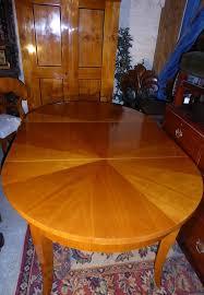 Biedermeier Art Tisch Beste Qualität Kirschholz Biedermeier Art