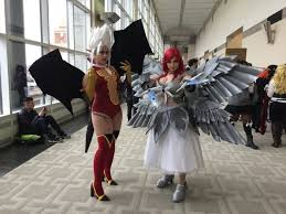 I loved working with capes it. Anime Boston 2018 Post Show Field Report