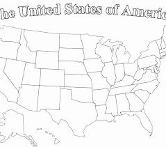 Us Map Coloring Page Inspirational Us Map Coloring Page Coloring