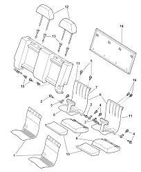 2000 chrysler grand voyager child seat reclining diagram 00i16339