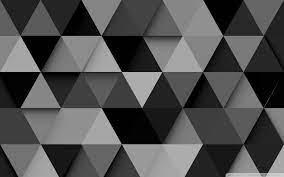 Black and White Triangle Wallpapers ...