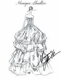 Fashion Design Sketches By Worlds Top Fashion Designers Fashion