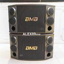 Mã ELMS03 giảm 7% đơn 500K] Cặp Loa BMB Nội Địa 850SE 2.5 Tất Karaoke Gia  Đình