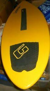Details About Victoria Used Skimboard Skim Board Yellow Large