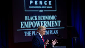 With Lil Wayne, <b>Ice Cube</b> And 50 Cent, Trump Makes Final Push For ...