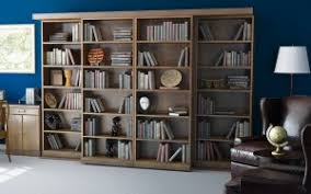 sliding bookcase murphy bed. Fine Bookcase Secret Sliding Bookcshelf Doors Conceal Murphy Bed In Bookcase Y