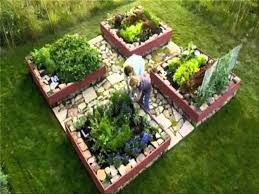 Small Picture Small Home raised bed vegetable garden ideas YouTube