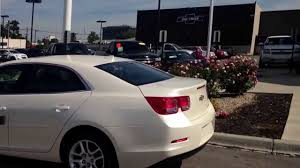 Ask the Chevy Dude: 2014 chevy Malibu 1LT Bachman Chevrolet - YouTube