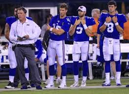 Ny Giants Qb Depth Chart Giants Depth Chart Power Rankings Where Is Pat Shurmurs