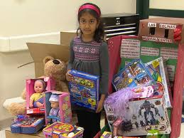 especially other kids toys-girl-1 8-Year-Old Gives Back To Pediatric Patients In Irving \u2013 CBS Dallas
