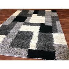 black fuzzy rug best and white area rugs images on wallpapers small furry