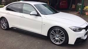 BMW 3 Series 2013 bmw 320i review : 2013 BMW 320i M Sport F30 Review and mods. - YouTube